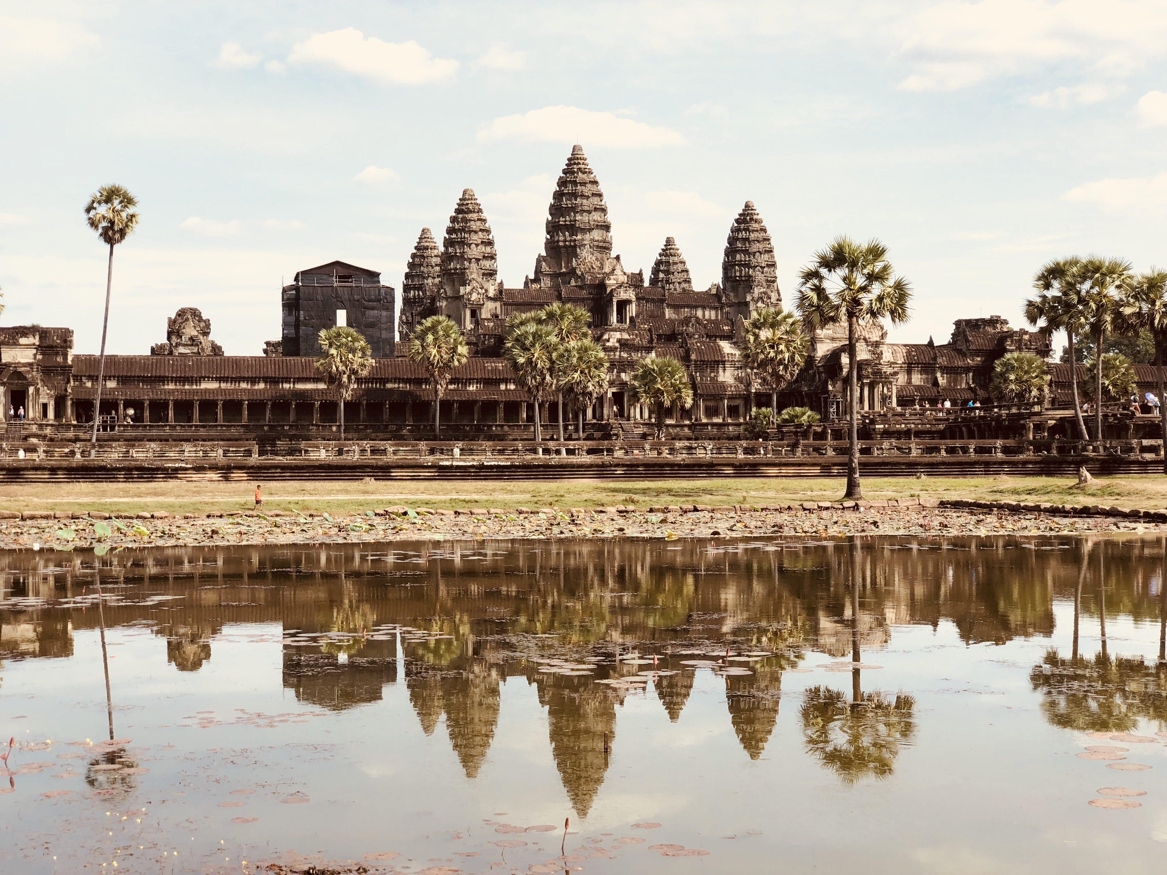 Angkor Wat Temples | Siem Reap