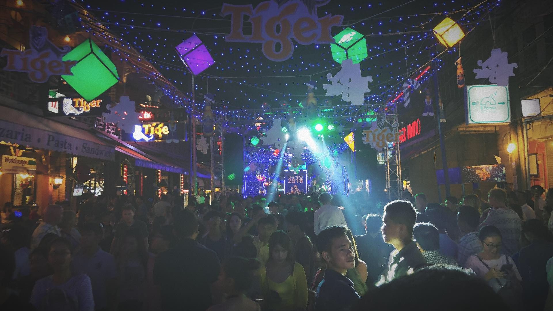 Siem Reap | Pub Street