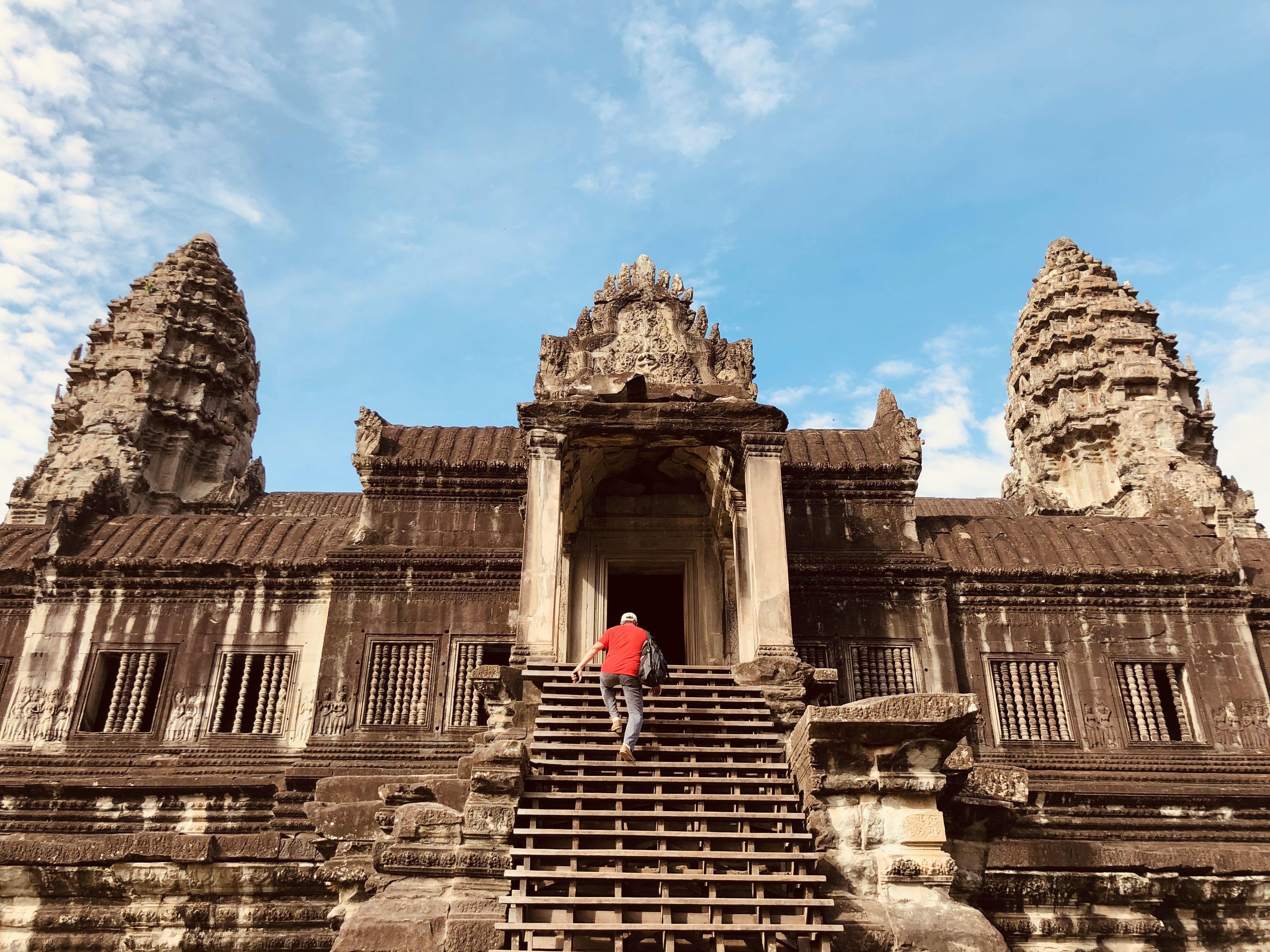 Angkor Wat Temples | Khmer Kingdom