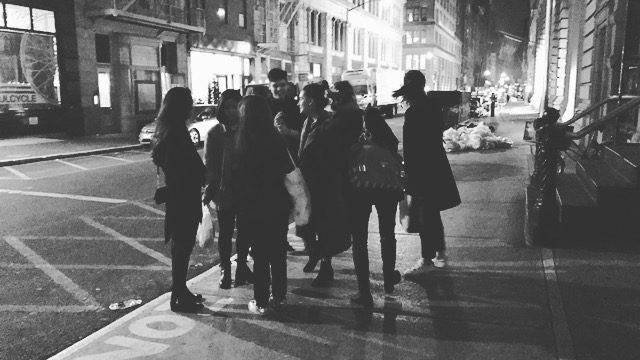 Friends from Pratt Institute | New York