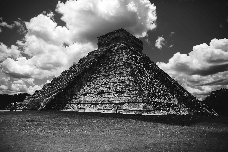 Maya Civilisation Ruins