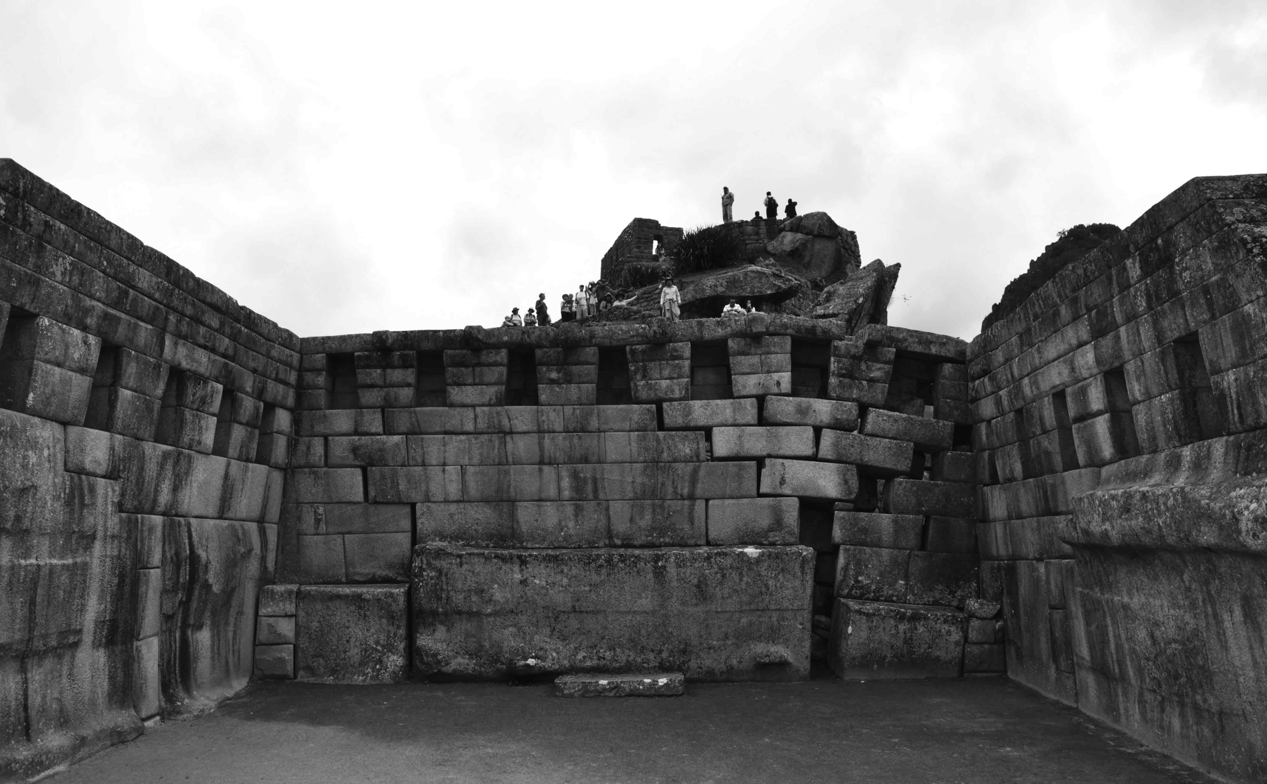 Machu Picchu   Inca Civilisation Ruins